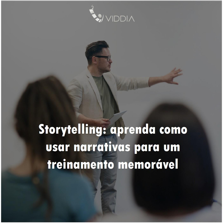 Storytelling: aprenda como usar narrativas para um treinamento memorável